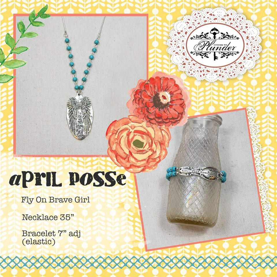 6dc29e7a1 Plunder Design Jewelry April Plunder Posse Monthly GIft Box