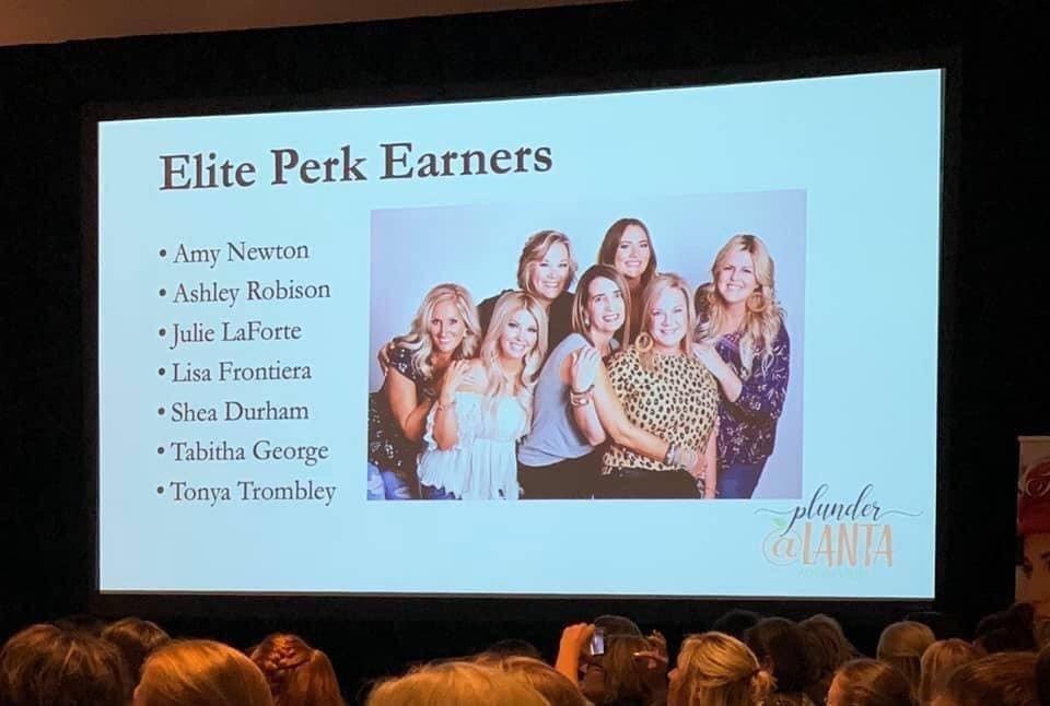 plunder elite winners
