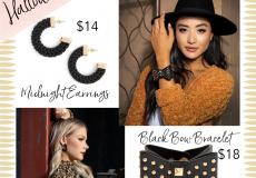 Plunder design Halloween jewelry