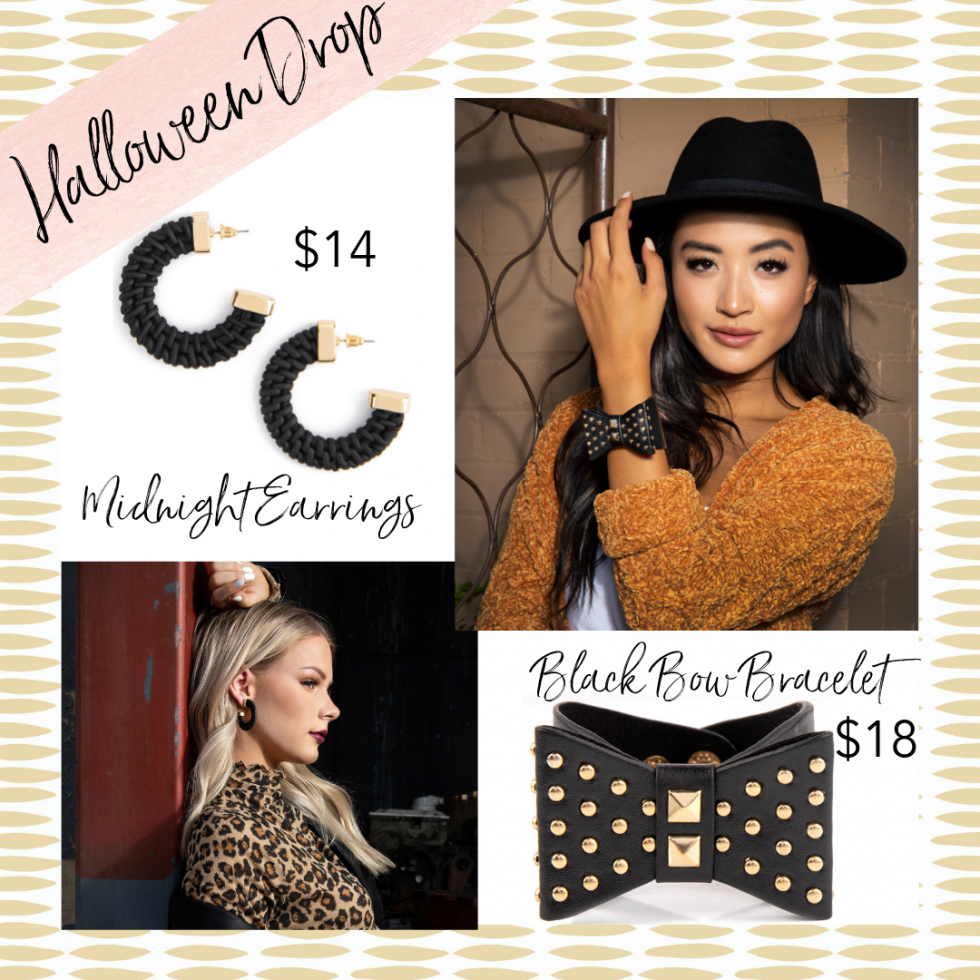 Plunder design Halloween jewelry