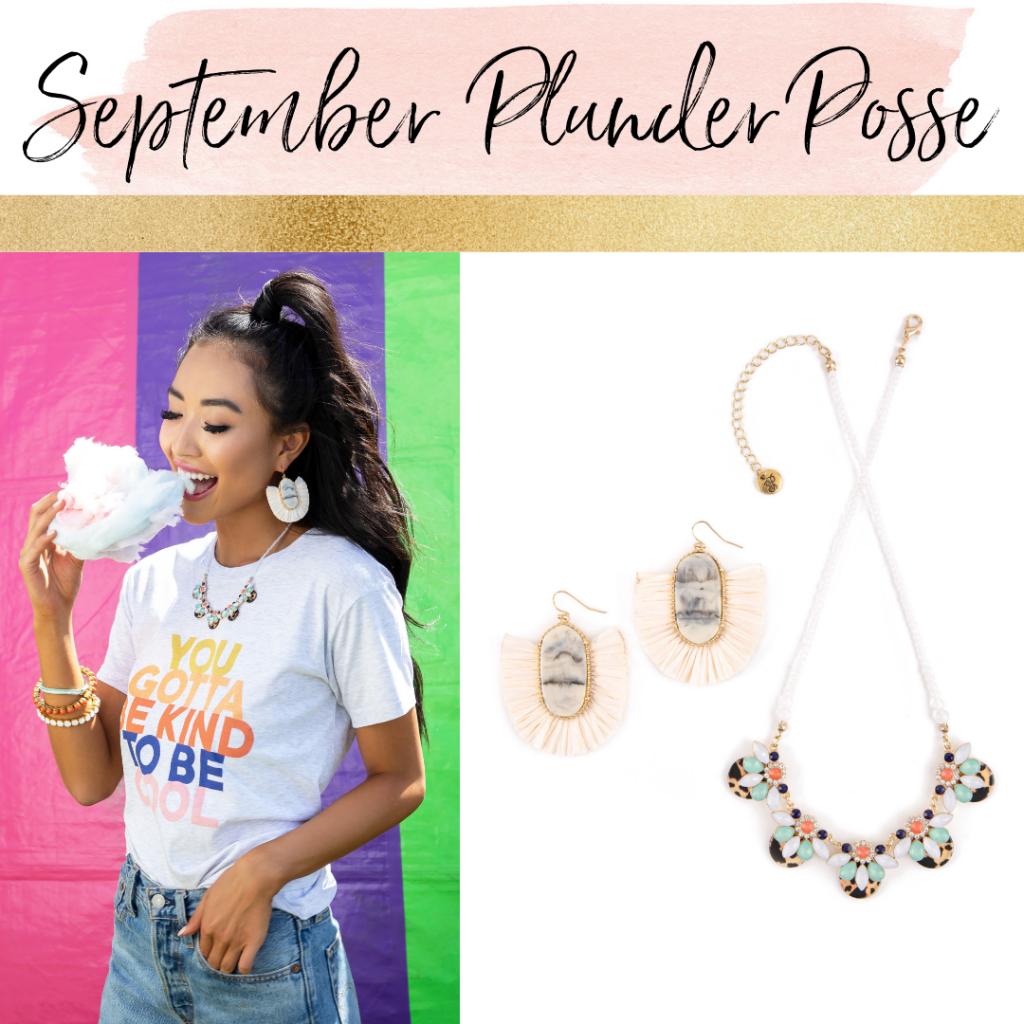 September Plunder Posse 2019