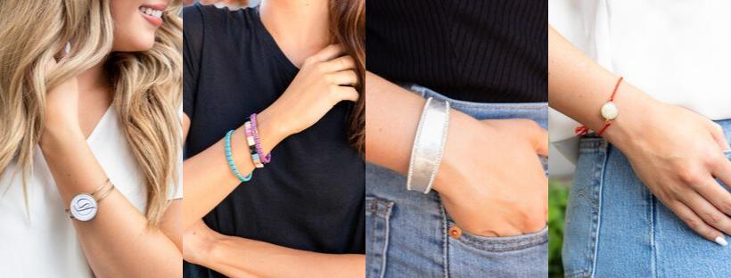Plunder Design Fall Collection bracelets