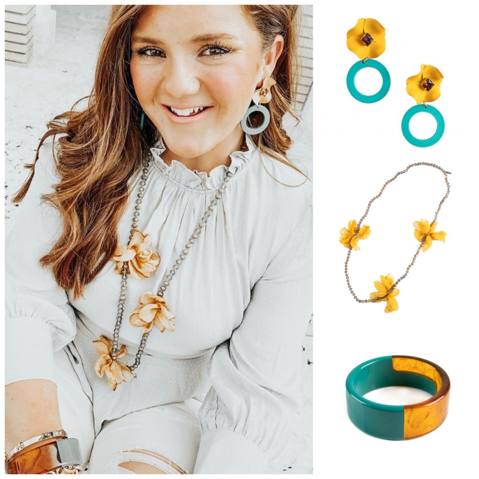 Plunder Design Jewelry for your Valentine's Day Outfit