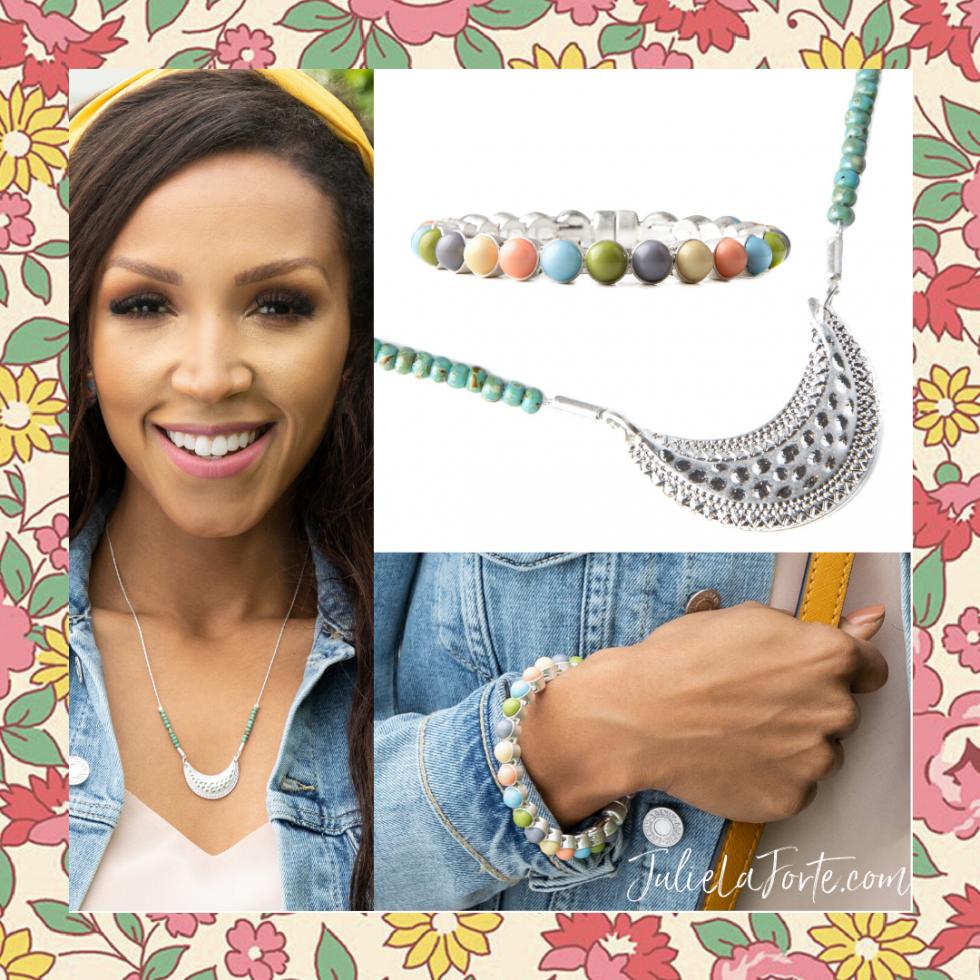 Splash of Spring Plunder Jewelry Drop