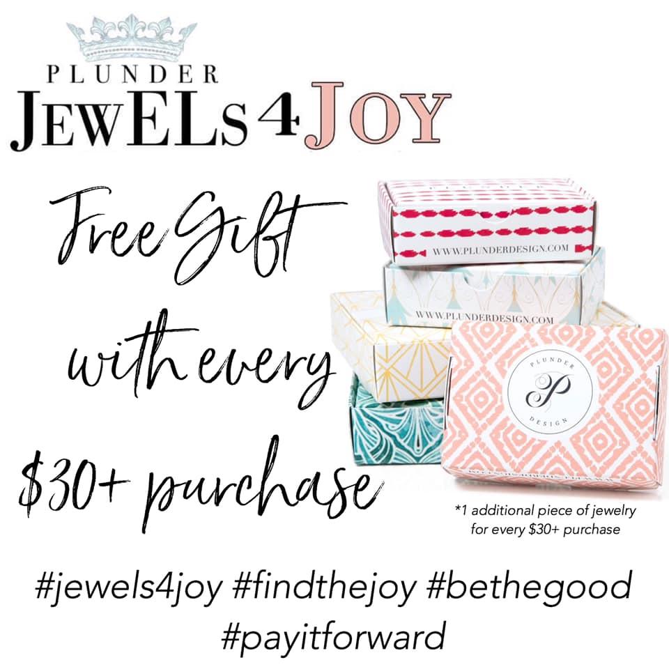 plunder jewels4joy