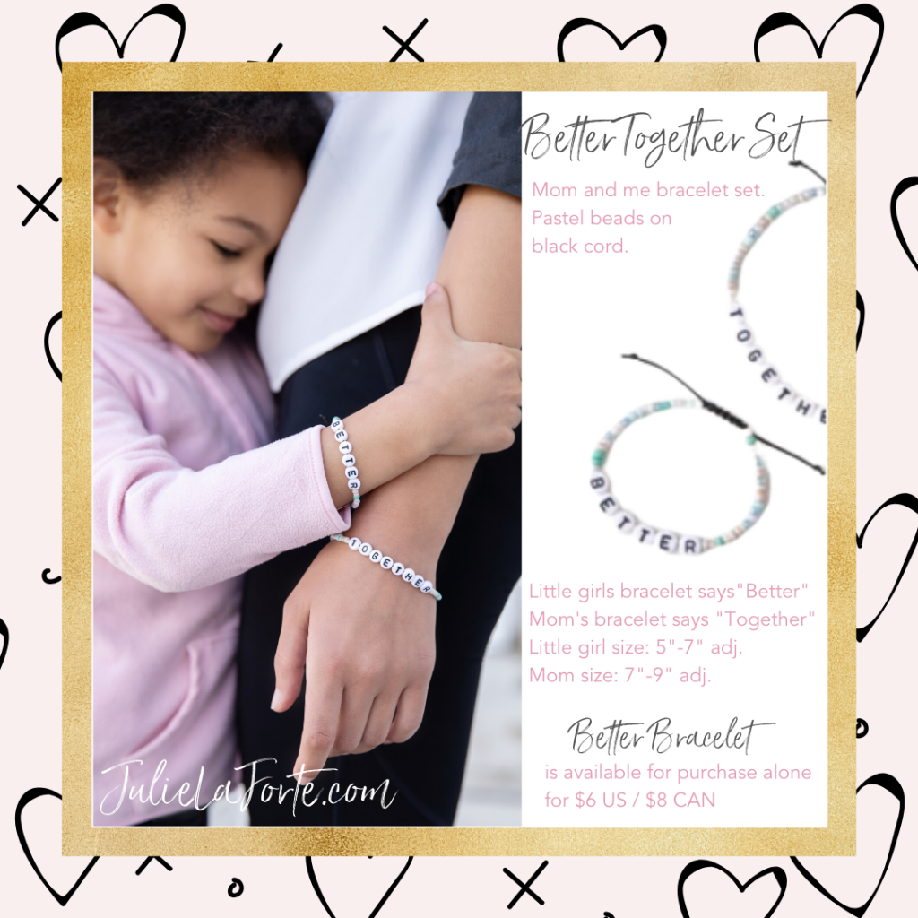 Plunder Design Mother's Day Jewelry Drop better together set