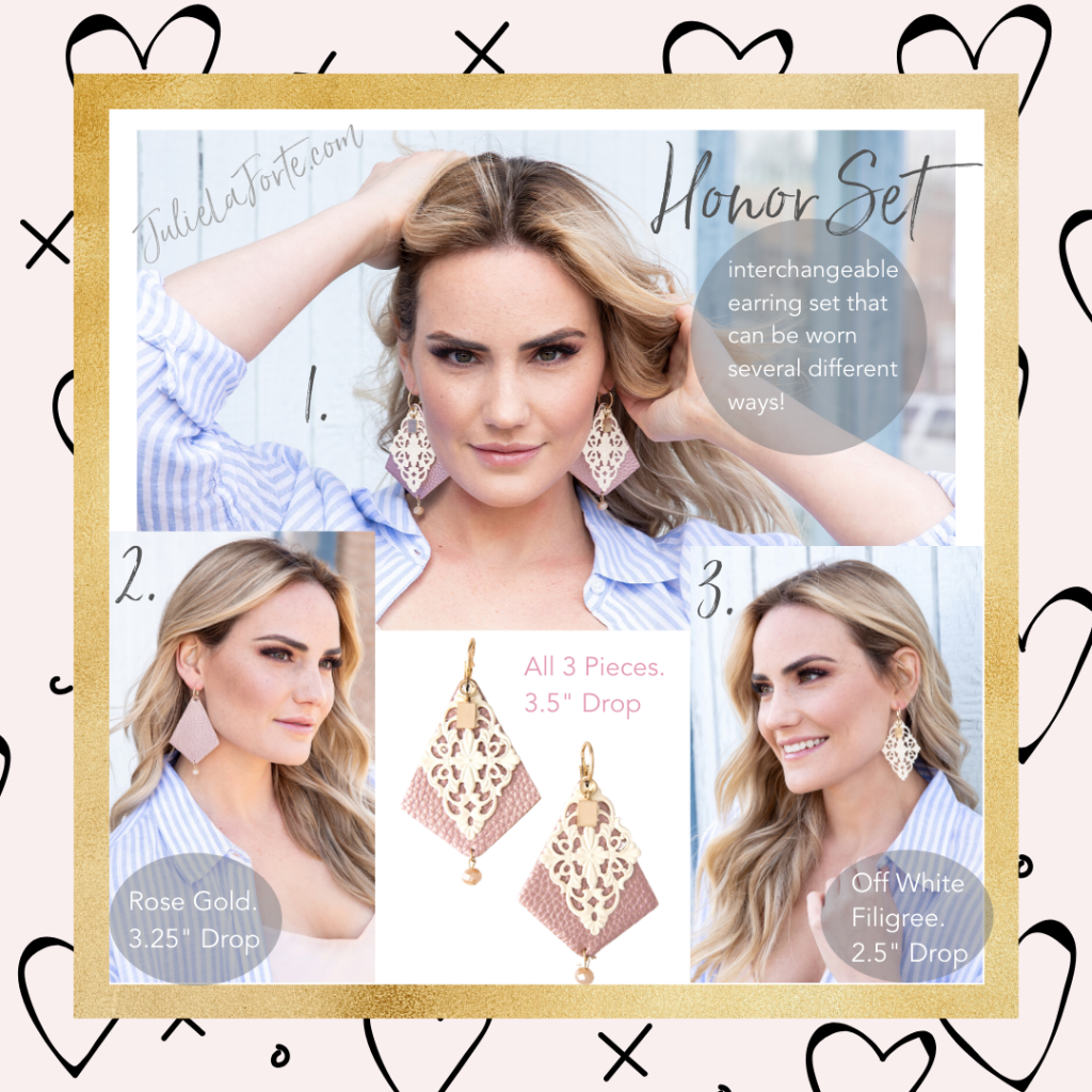 Plunder Design Mother's Day Jewelry Drop honor set