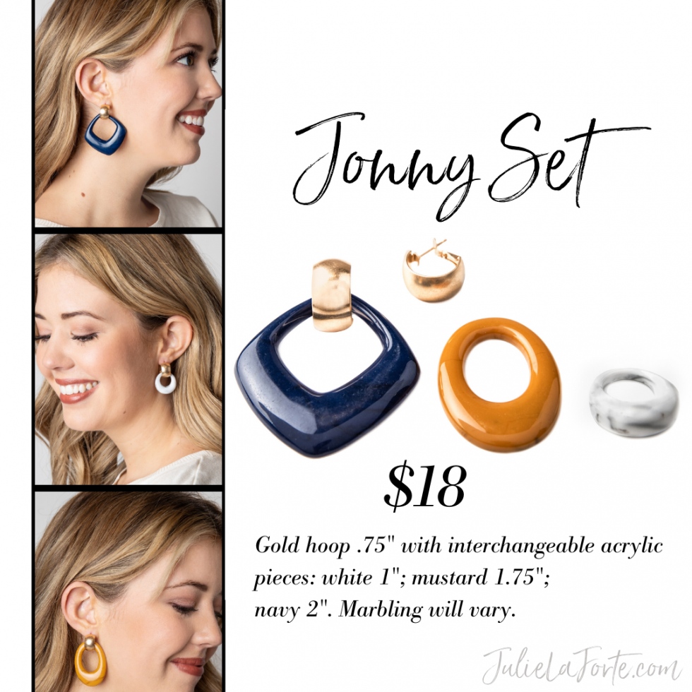 Plunder Design Jewelry Jonny Set