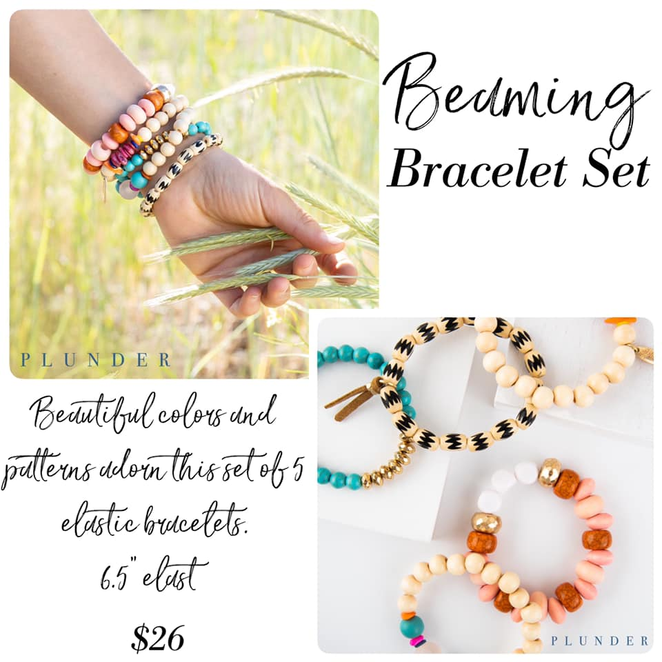 beaming bracelet Plunder Design Jewelry