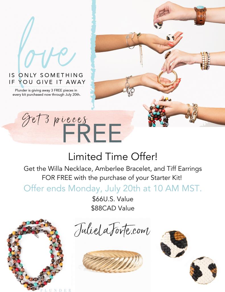 Get Free Plunder Design Jewelry