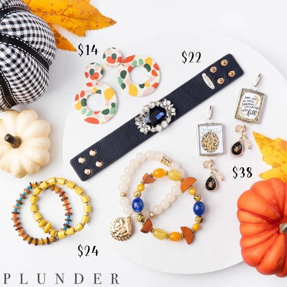 Harvest Jewelry Drop Plunder Jewelry