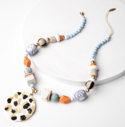 The Marky Necklace – Plunder Design Featured Item