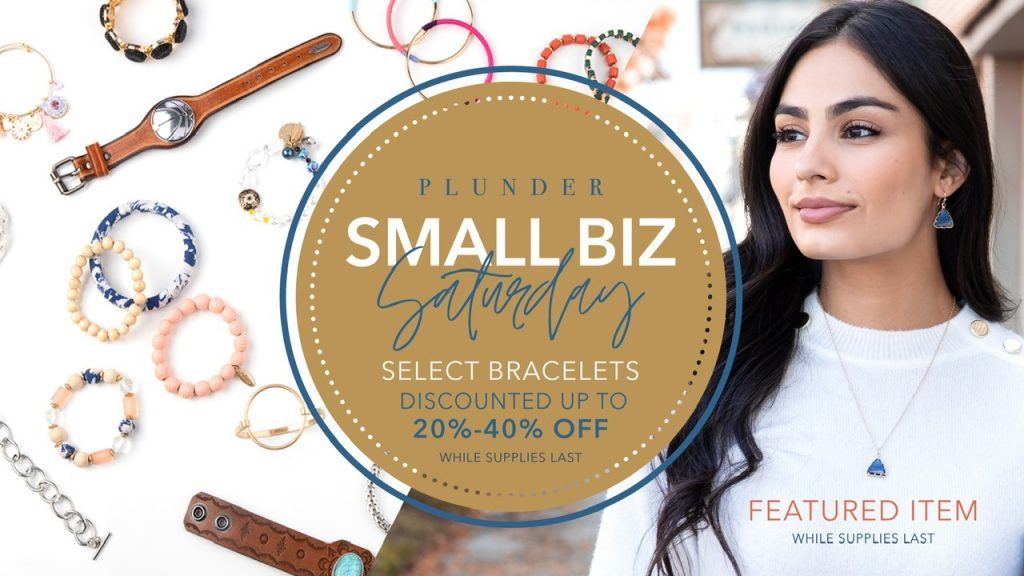 Small Business Saturday – Plunder Design Jewelry