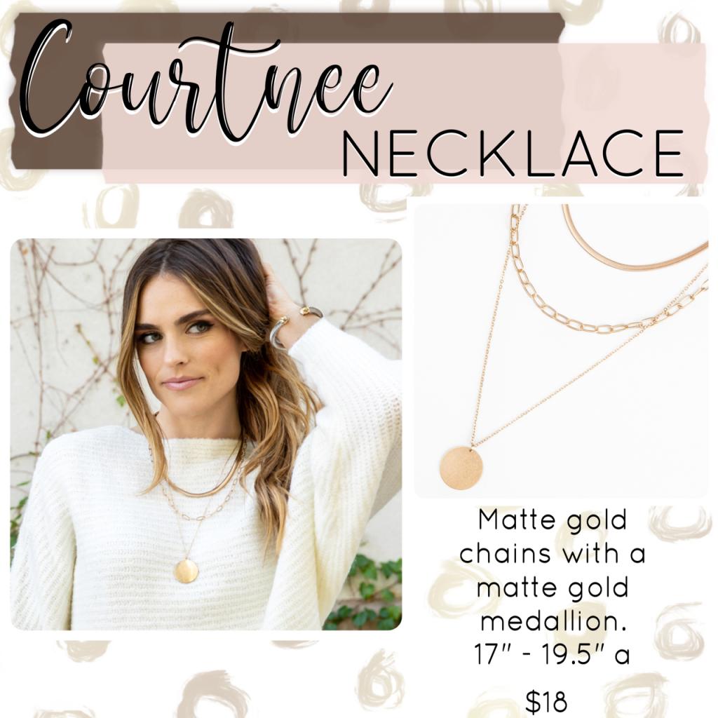 Plunder Design Jewelry Courtnee Necklace