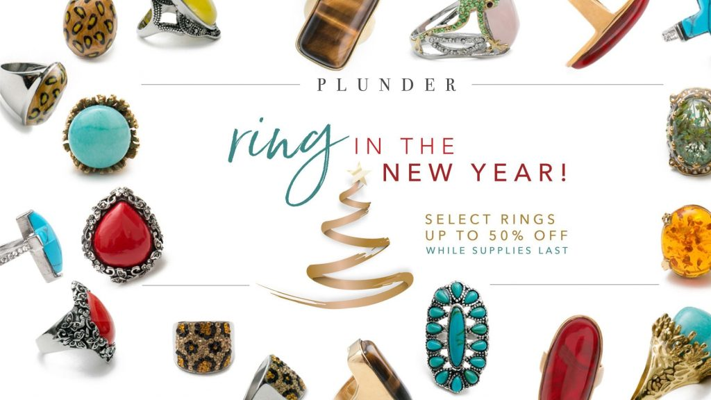 Plunder Design Ring In The New Year 2021
