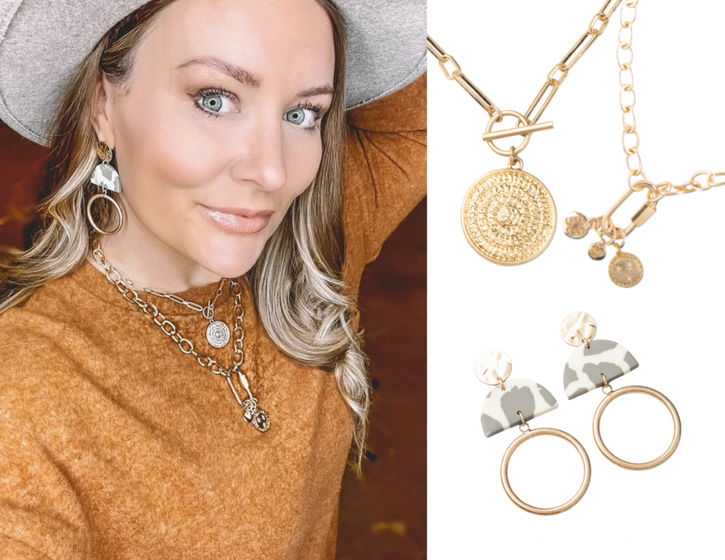 Winter Jewelry Drop - Plunder Design Jewelry Set