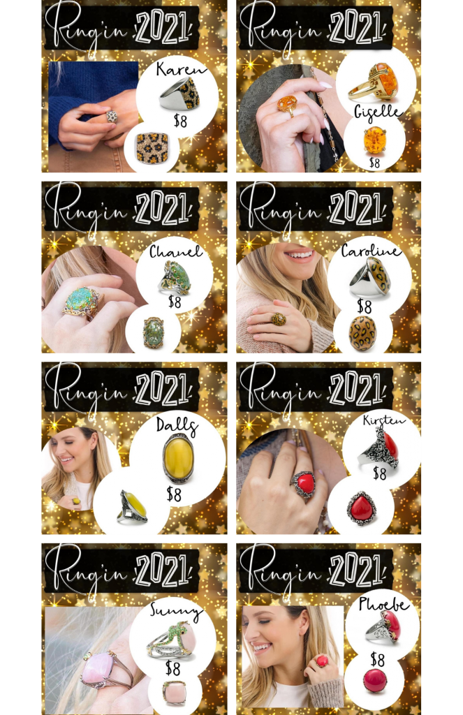 Plunder Design New Year 2021 Ringing in