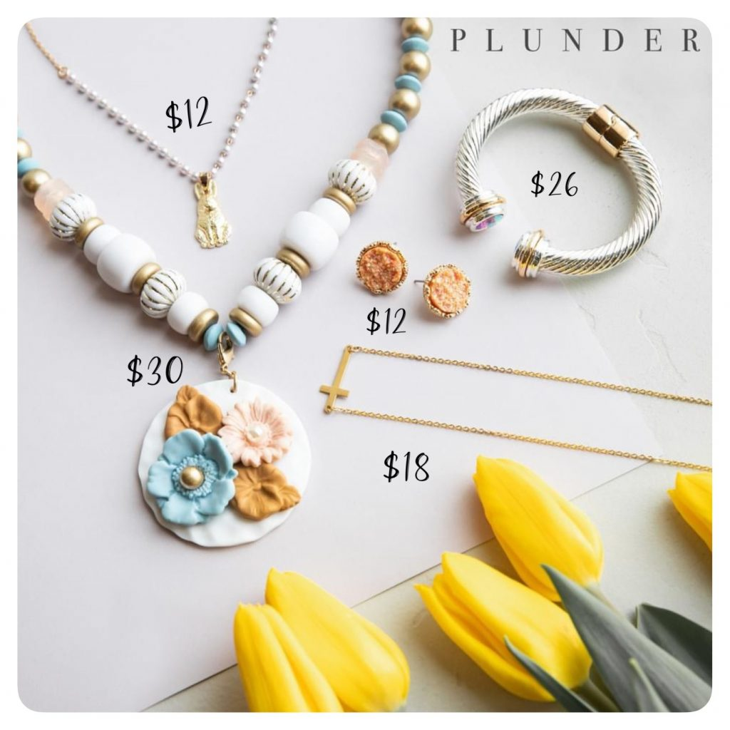 Easter Plunder Jewelry Drop