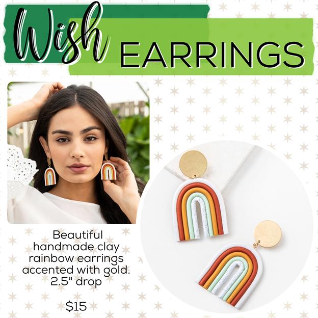 St. Patrick's Day Jewelry Drop – Plunder Design Jewelry Earrings