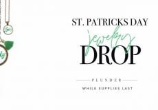 St. Patrick's Day Jewelry Drop – Plunder Design Jewelry