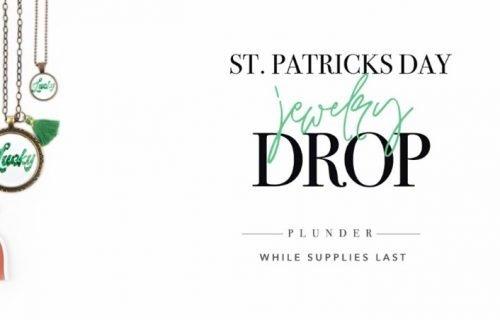 St. Patrick's Day Jewelry Drop – Plunder Design Jewelry