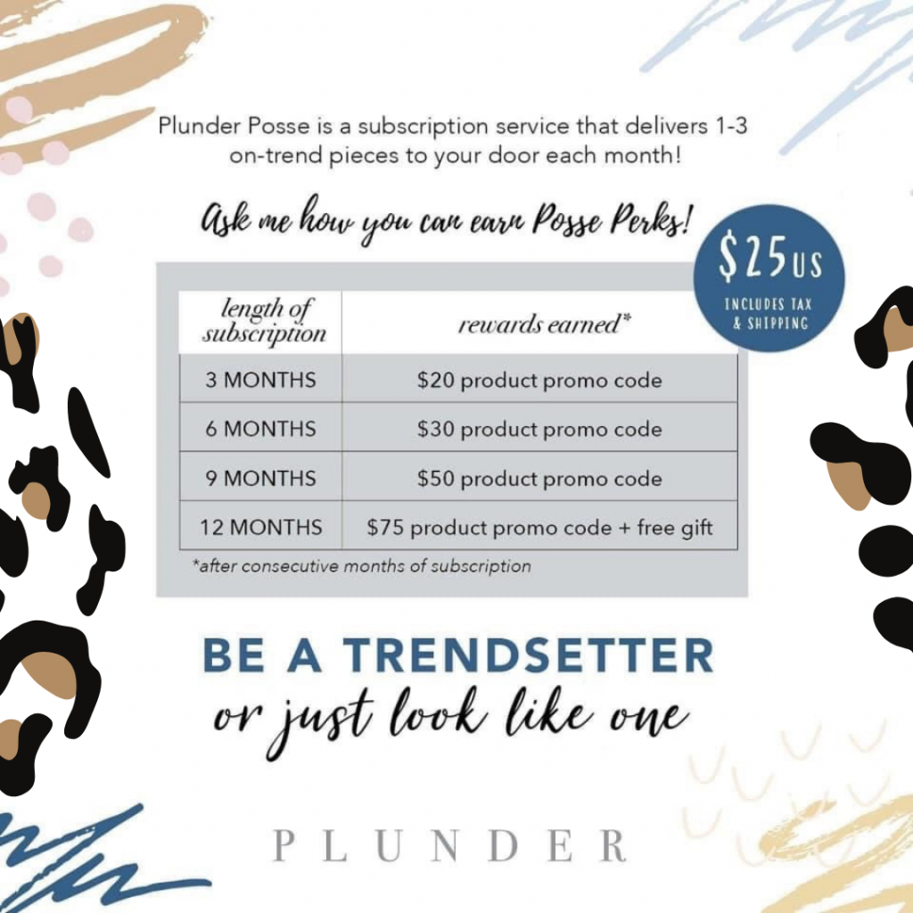 The February 2021 Plunder Posse – Plunder Design Jewelry