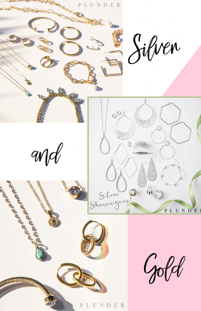 Plunder Design Jewelry Silver And Gold