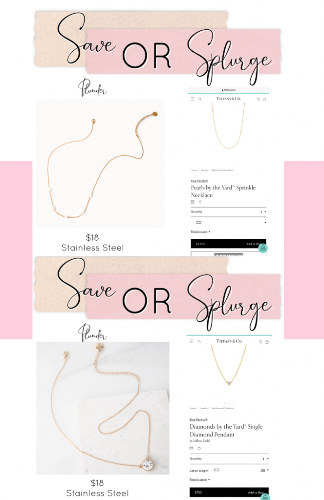 Plunder Design Jewelry Save Or Splurge