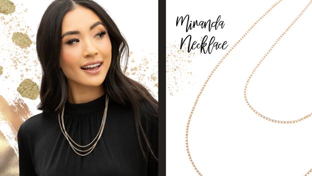 Plunder Design Jewelry Miranda Necklace