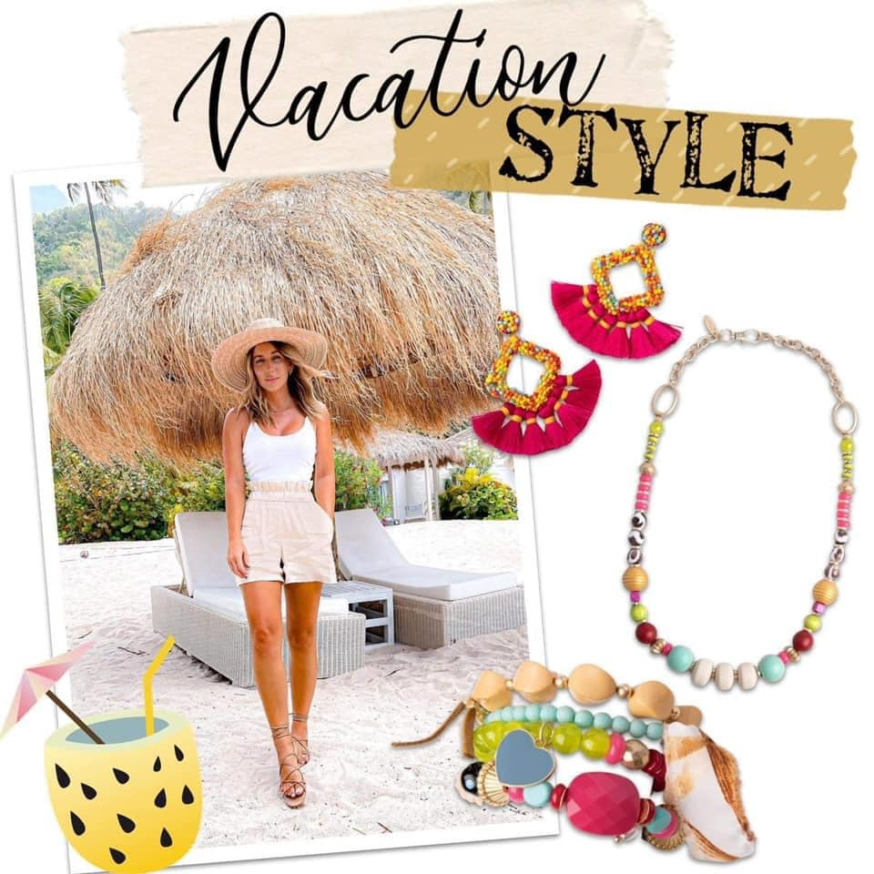 Plunder Design Jewelry Vacation Style