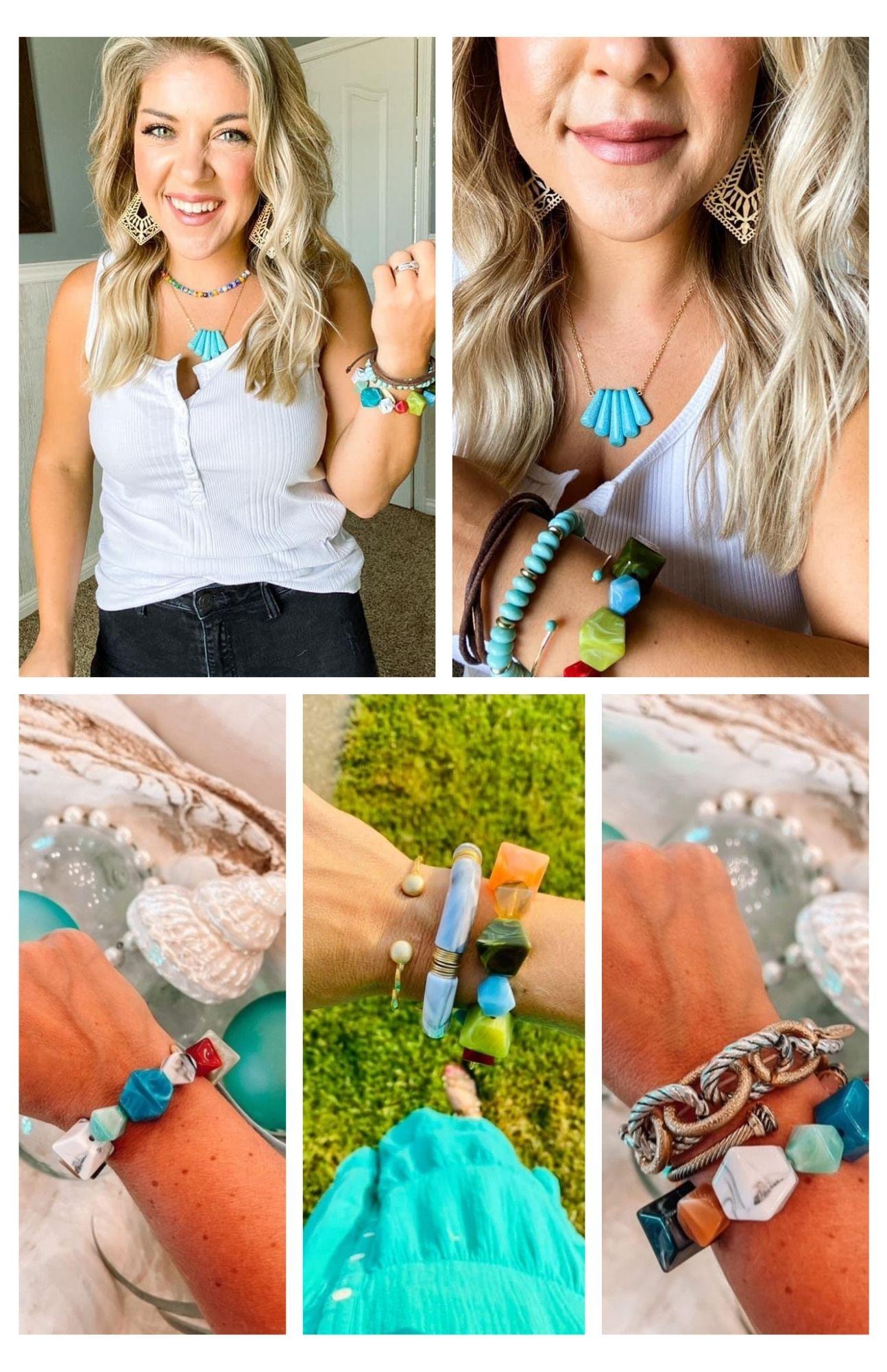 August 2021 Plunder Design Bracelets