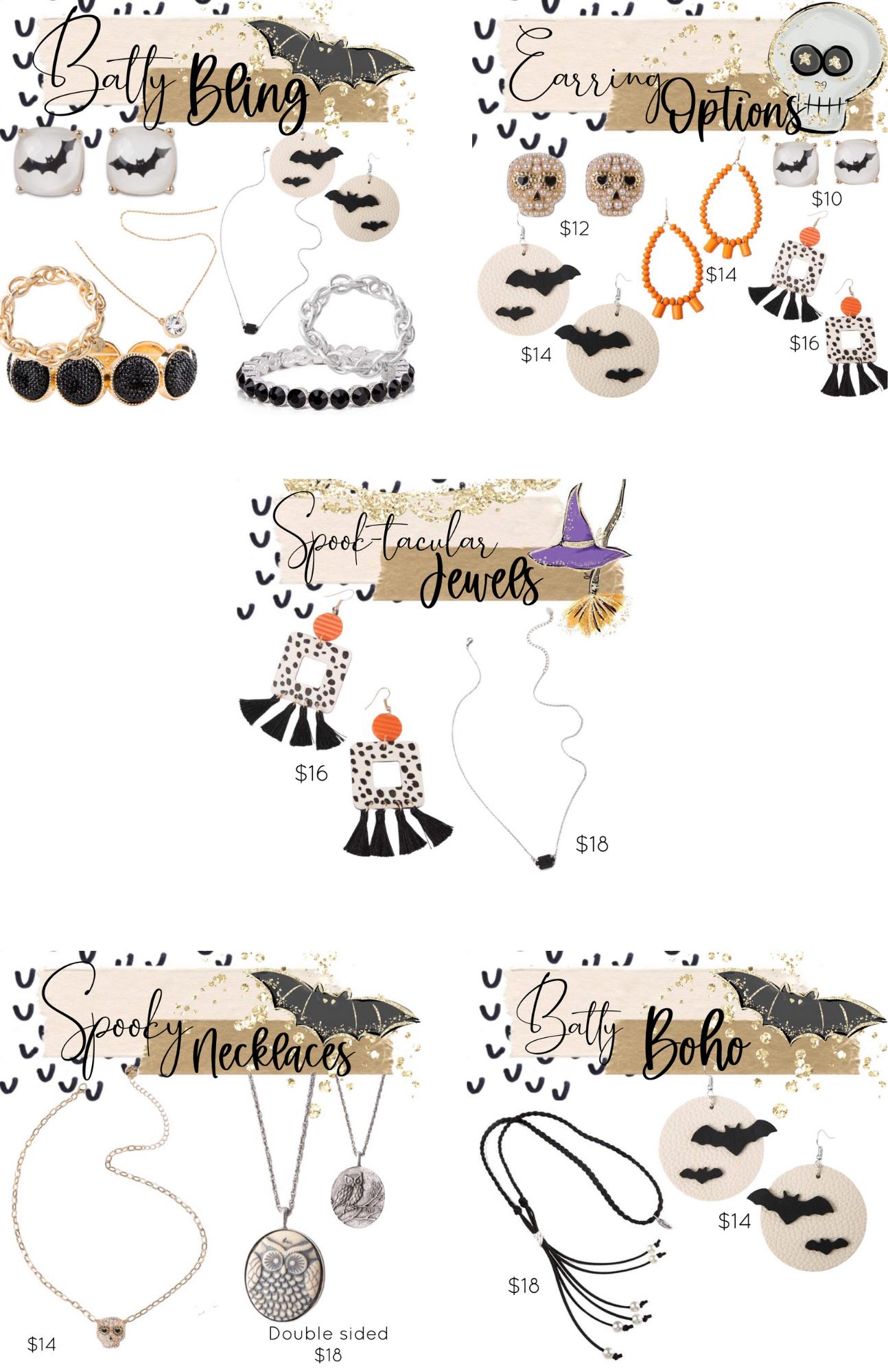 Halloween Jewelry Drop - Plunder Design Jewelry
