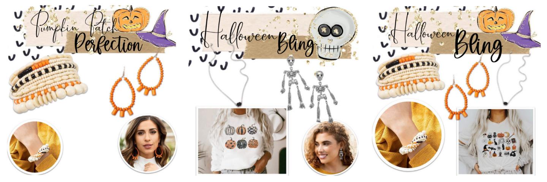 October Jewelry Drop – Plunder Design