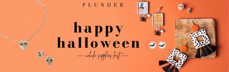 Halloween Jewelry Drop- Plunder Design Jewelry